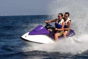 Water sports activity holidays France Jetski