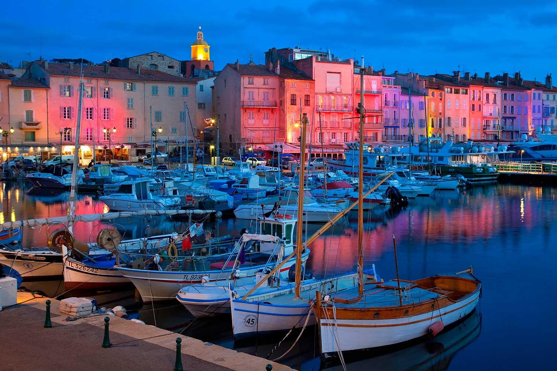 St. Tropez: Wellness