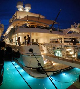 Adventure Sports St Tropez Super Yacht